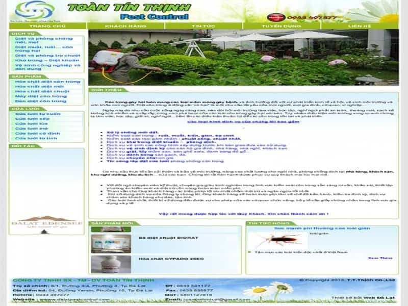 Dalat Pest Control