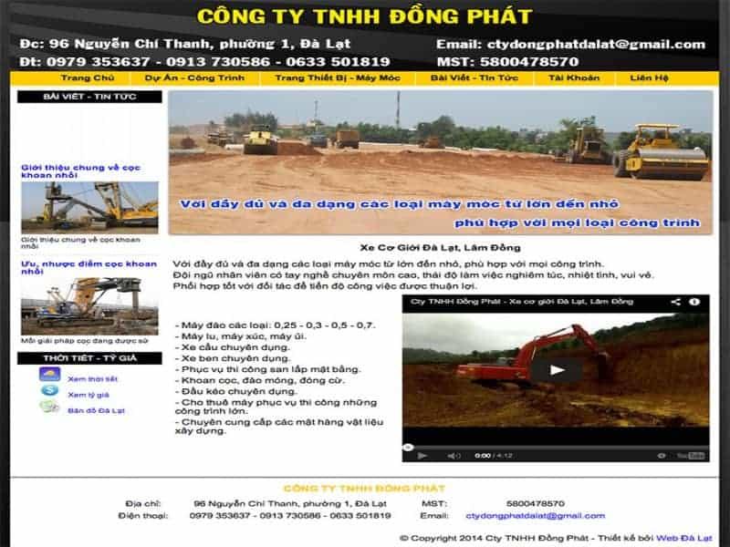 Công ty TNHH Đồng Phát