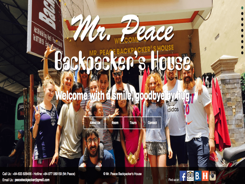 Mr Peace Backpacker's House