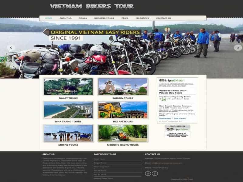 Vietnam Biker Tours