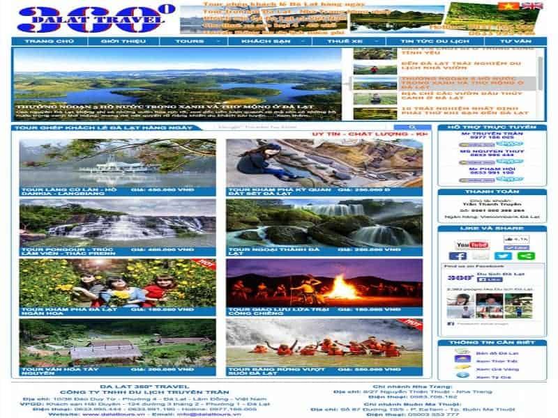 Dalat 360° Travel