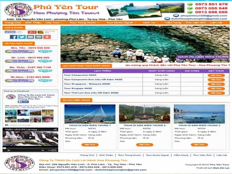 Phú Yên Tour