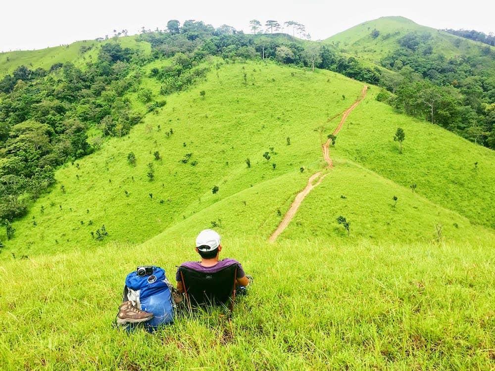 Trekking Tà Năng - Phan Dũng làm mê đắm lòng phượt thủ