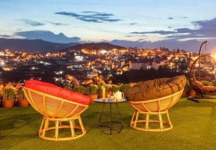 Top 5 những quán cà phê đẹp ở Đà Lạt bạn nên đến trải nghiệm