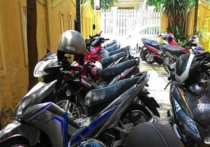 Top những dịch vụ cho thuê xe máy ở Hà Nội uy tín chất lượng