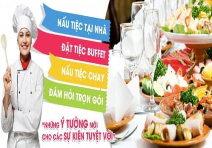 Những dịch vụ nấu tiệc - nấu ăn ở Đà Lạt chất lượng nhất