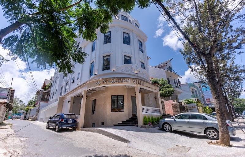 N'Queen Villa - Khách sạn lý tưởng có vị trí gần chợ Đà Lạt
