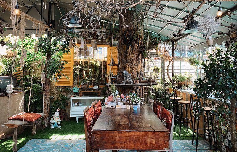 Lặng Art Đà Lạt cafe