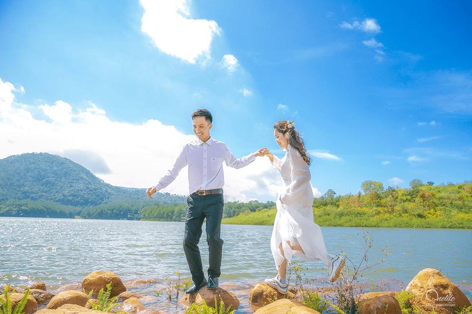 OneLike Studio Đà Lạt - chụp ảnh cưới Đà Lạt