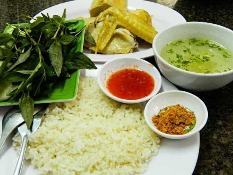 Cơm gà Hải Phan Rang ngon có tiếng ở Đà Lạt