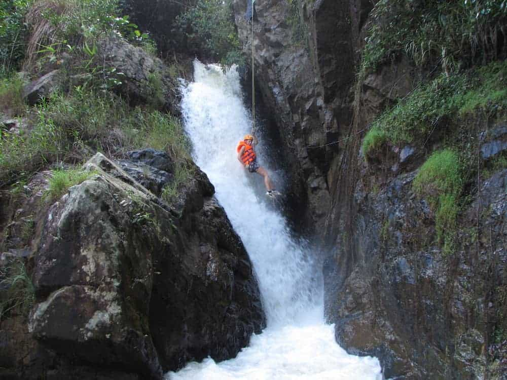 Dalat Canyoning - Great Adventure Tour