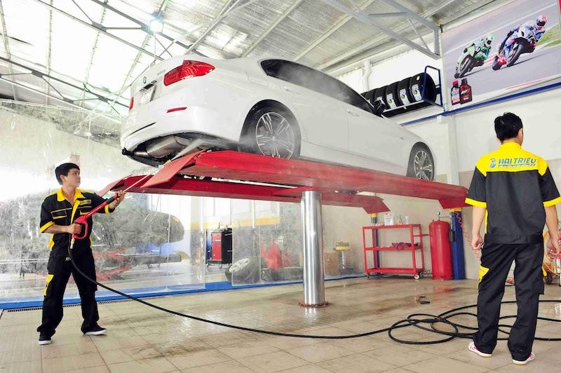 Kinh nghiệm lựa chọn dịch vụ chăm sóc xe ô tô uy tín