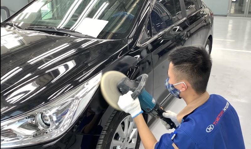 Nên lựa chọn đơn vị chuyên về một vài dịch vụ chăm sóc xe ô tô
