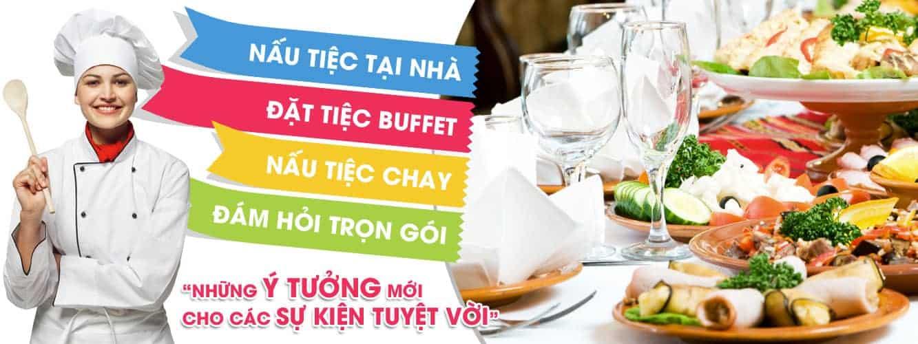 dịch vụ nấu ăn ở Đà Lạt