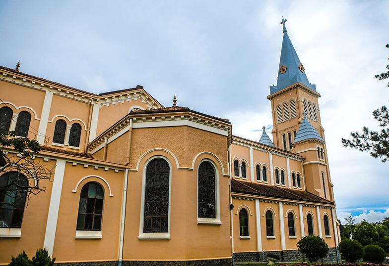 Nhà thờ chính toà Đà Lạt