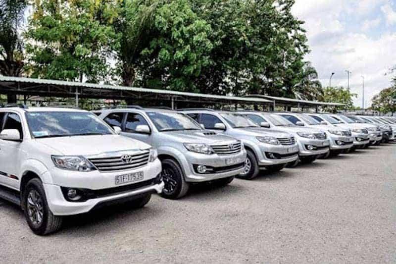 Dịch vụ thuê xe ô tô tự lái ở Đà Lạt hiện đang được lựa chọn rất nhiều