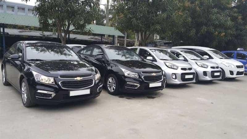Lưu ý khi thuê xe ô tô tự lái ở Đà Lạt