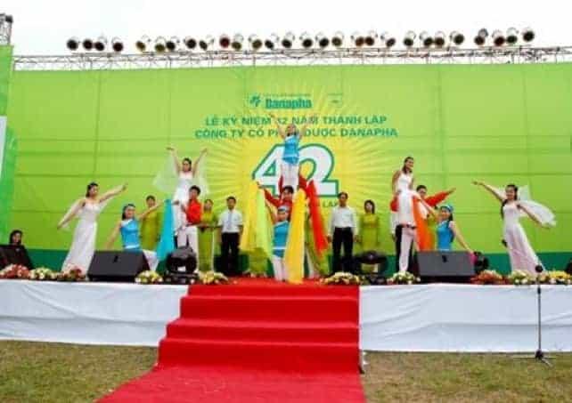 Công ty tổ chức sự kiện ở Đà Lạt
