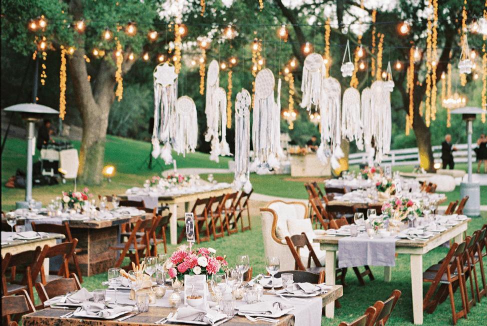 trang trí tiệc cưới đà lạt