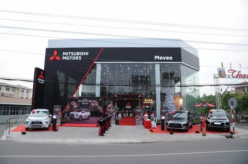 Hiện nay việc mua xe ô tô Mitsubishi tại showroom đã trở thành xu thế
